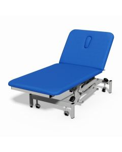 Plinth Medical 2 Section Bariatric Couch