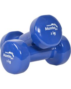 Mambo Vinyl Dumbbell Weights