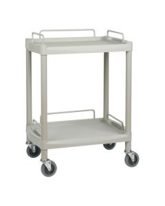 Two Shelf Trolley