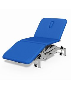Plinth Medical 3 Section Bariatric Therapy Couch