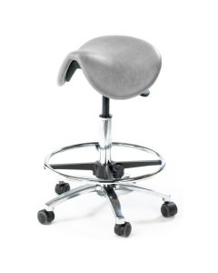 SEERS High Saddle Stool