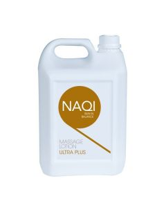 NAQI Massage Lotion Ultra Plus - 5 Litres